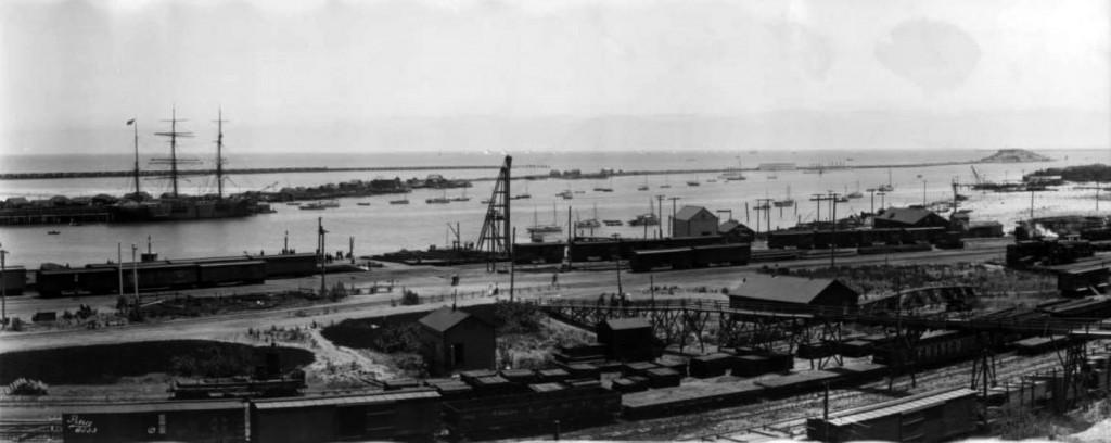 1905 San Pedro Panorama