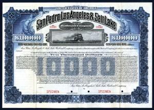 SPRR Stock Certificate