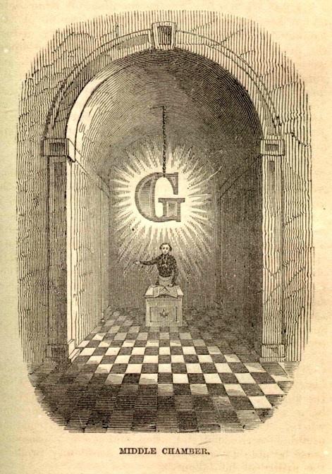 The Letter G San Pedro Masons